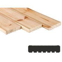 Deska tarasowa 120~150x28 mm
