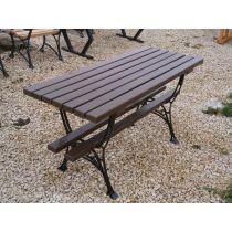 Stół królewski aluminiowy