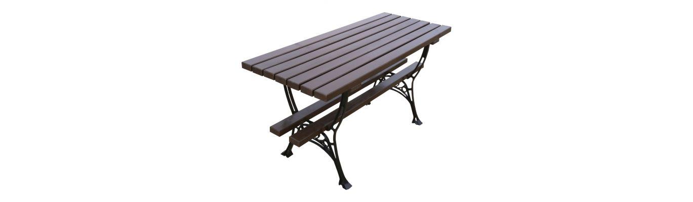 stoły aluminiowe